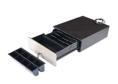 ECR Compact Mini Metal POS Cash Drawer USB 240 CE / ROHS / ISO Approval